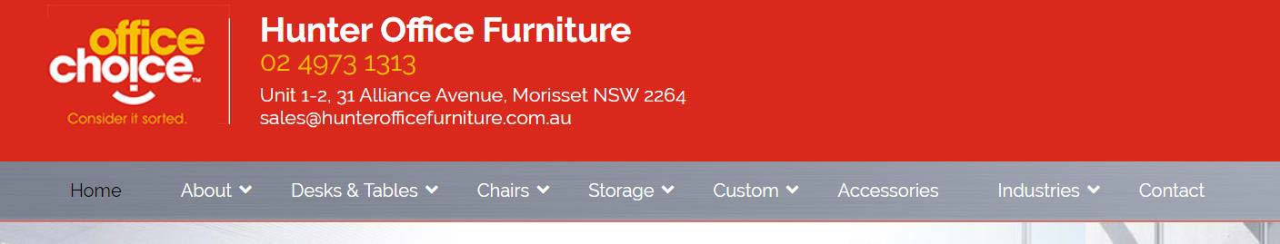 Welcome to our updated furniture website