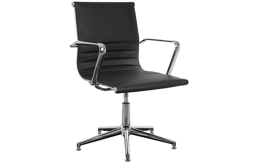 Swing Black Boardroom Chair
