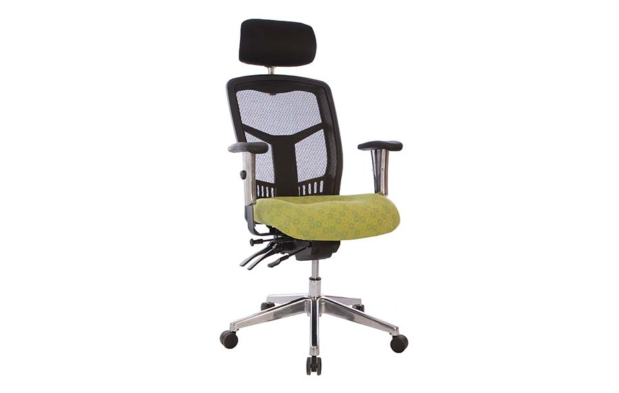 Muex1 High Back Chair