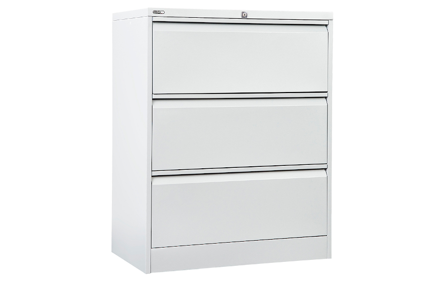 Go 3 Drawer Lateral File