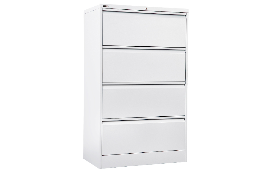 Go 4 Drawer Lateral File