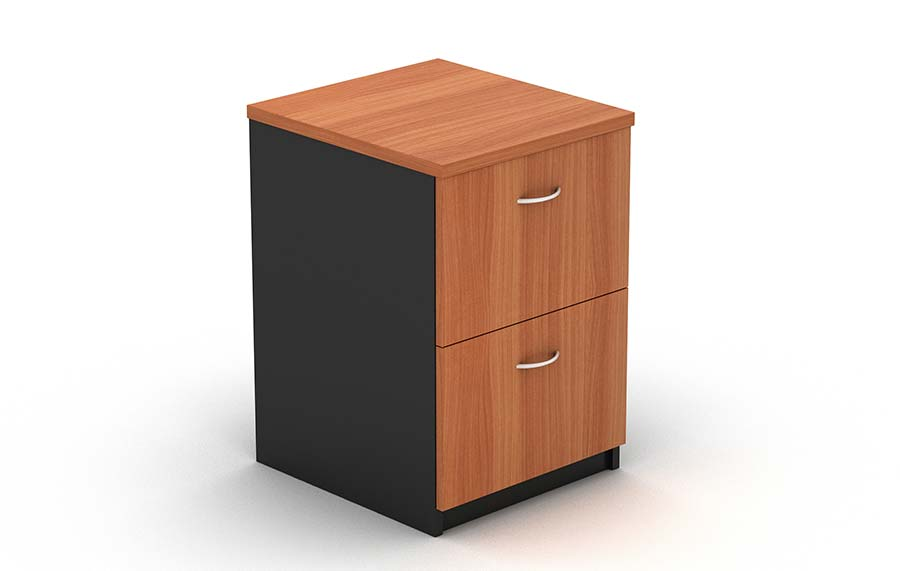Grand 2 Drawer Filing Cabinet