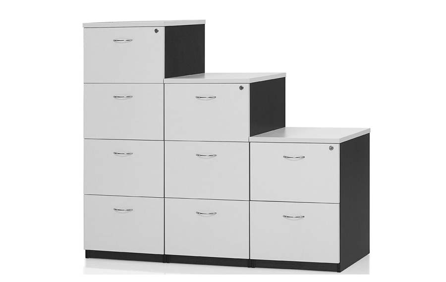 Hunter 4 Drawer Filing Cabinet