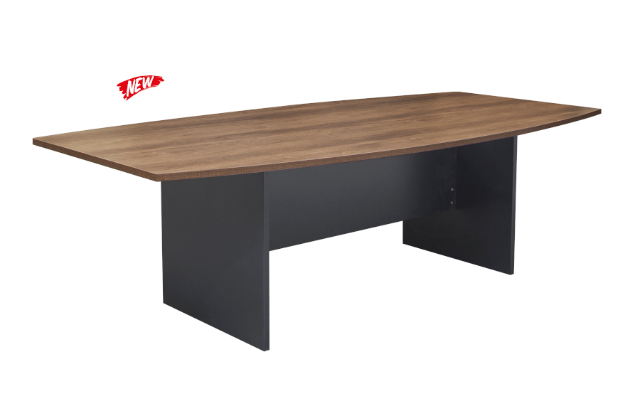 Regal Walnut Boardroom Table 2400