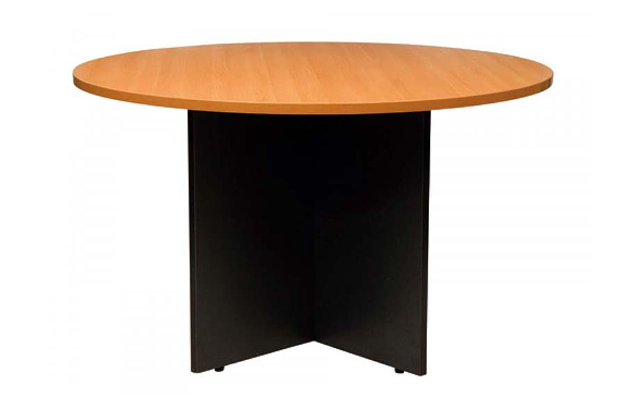 Hunter Round Meeting Table 1200