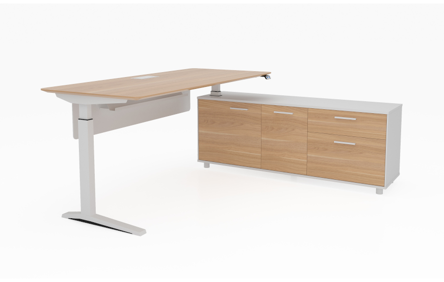 Potenza Electric Height Adjustable Desk 20