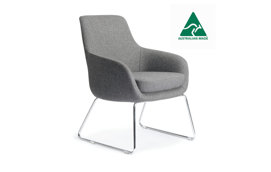 Iris Visitor Lounge Chair
