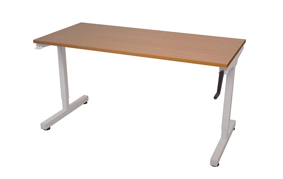 Rapid Manual Sit/Stand Desk 127