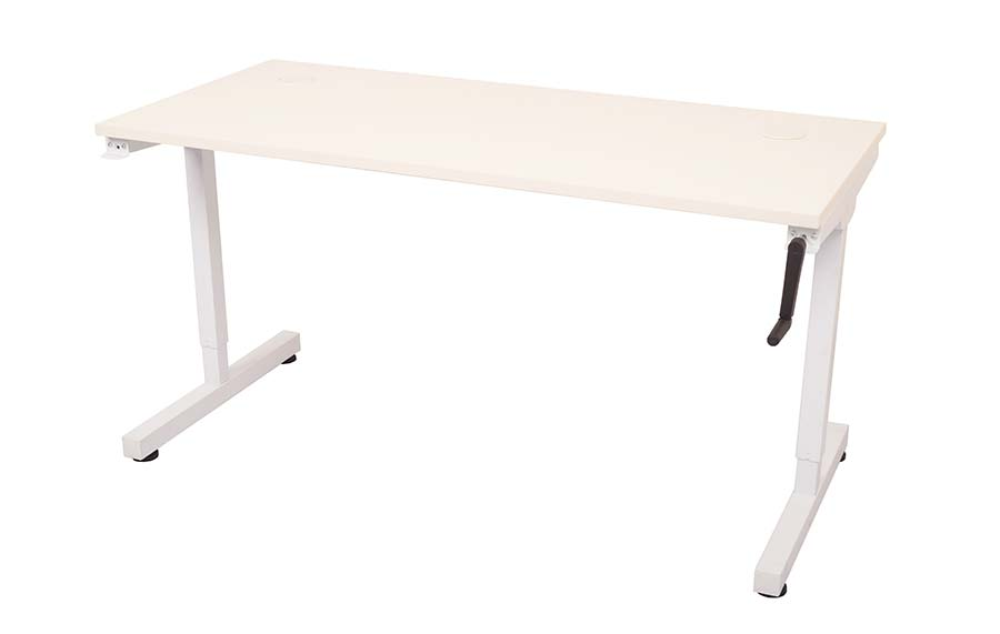 Rapid Manual Sit/Stand Desk 157