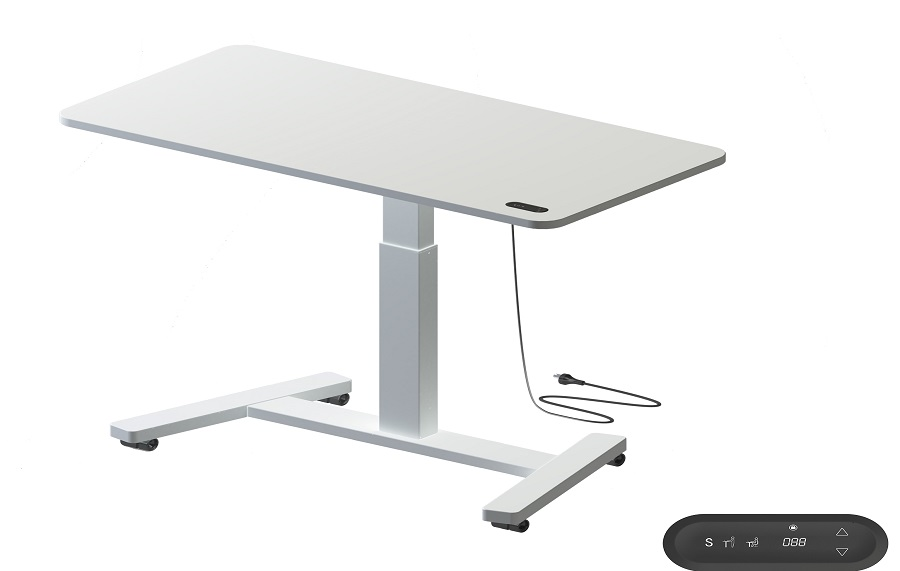 Hotspot Mobile Sit Stand Desk