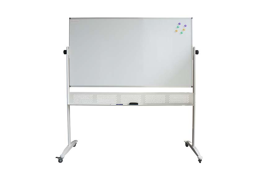 Standard Mobile Whiteboard MW129